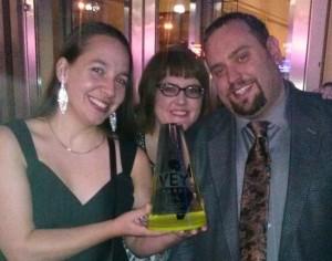 PHOTO: Ivey Award